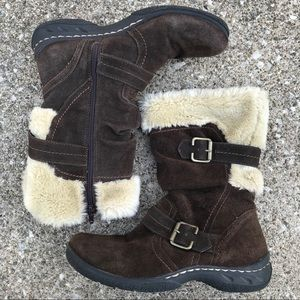 Earth Leather Boot size 9
